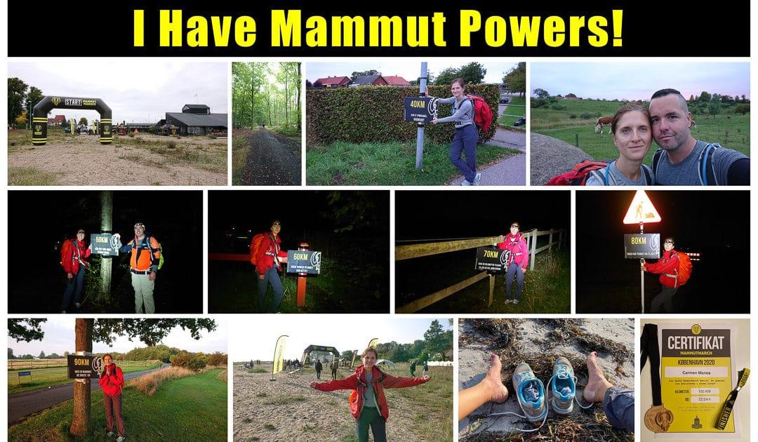 How I Got my Mammut Powers!